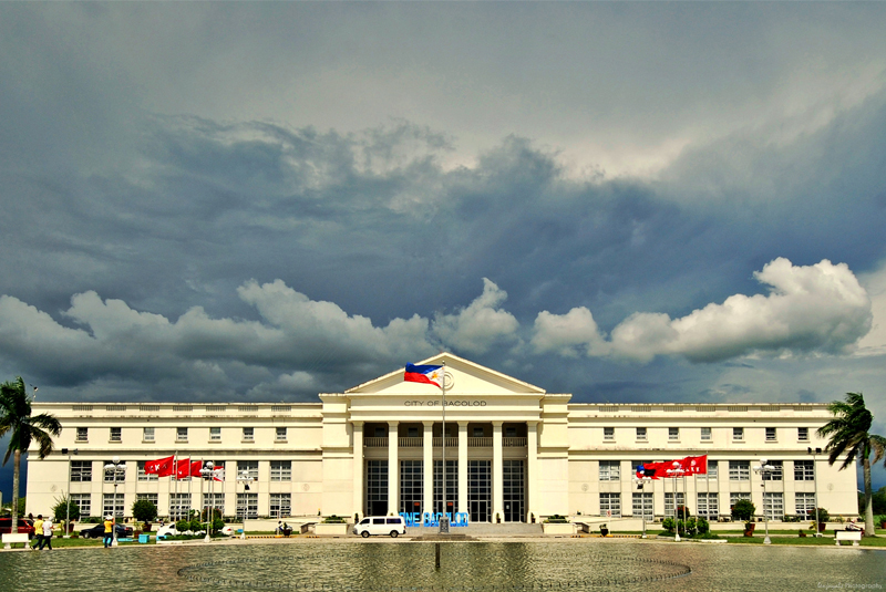 New Government Center of Bacolod